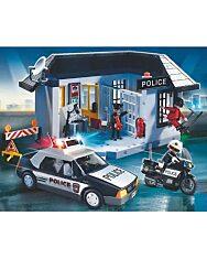Playmobil: Rendőrállomás börtönnel 5013 - 2. Kép