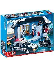 Playmobil: Rendőrállomás börtönnel 5013 - 1. Kép