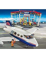 Playmobil: Repülőtér repülővel 70114 - 2. Kép
