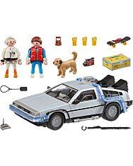 Playmobil: Vissza a jövőbe DeLorean 70317 - 2. Kép
