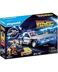 Playmobil: Vissza a jövőbe DeLorean 70317 - 1. Kép