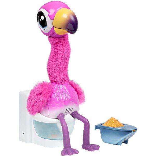 Potyi, a beszélő, kakiló rózsaszín flamingó (Gotta Go Flamingo)