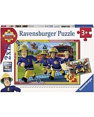 Puzzle 2x12 db - Sam és a csapat - 1. Kép