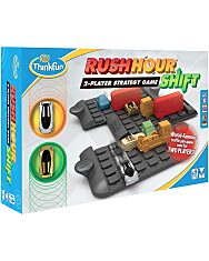 Rush Hour Shift kétszemélyes logikai játék - 1. Kép