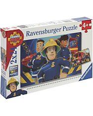 Sam a tűzoltó 2 x 24 darabos puzzle - 1. Kép