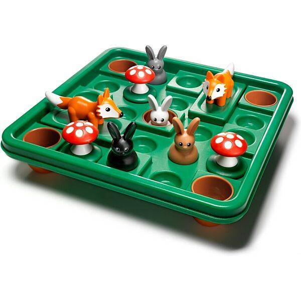 Smart Games Nyúlugró XXL logikai játék - 2. Kép