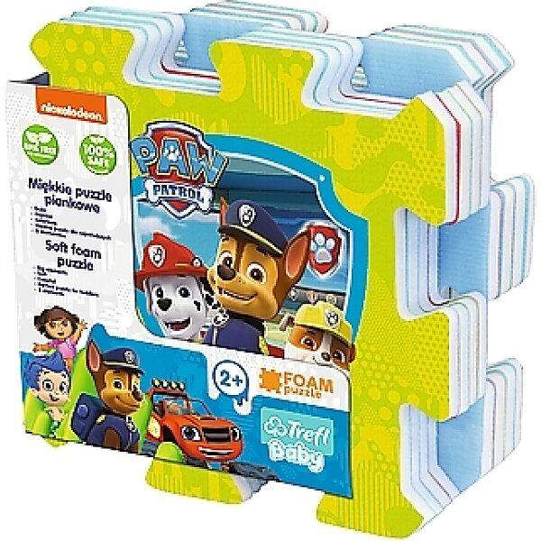 Trefl Habszivacs szőnyeg puzzle - Nickelodeon rajzfilmek - 2. Kép