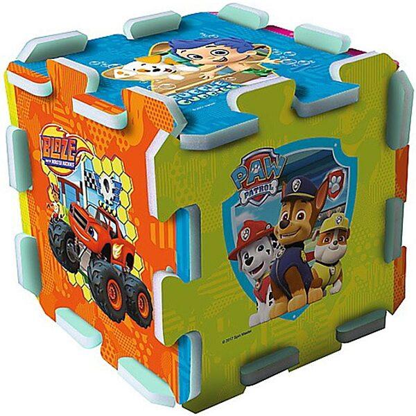 Trefl Habszivacs szőnyeg puzzle - Nickelodeon rajzfilmek - 1. Kép