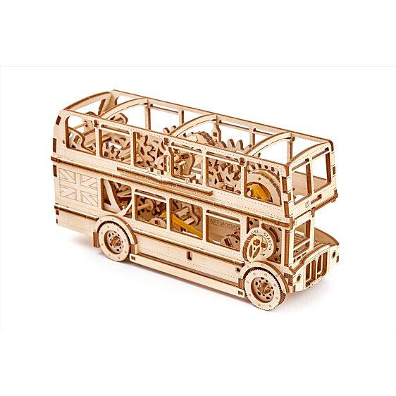 Wooden.City London busz - 2. Kép
