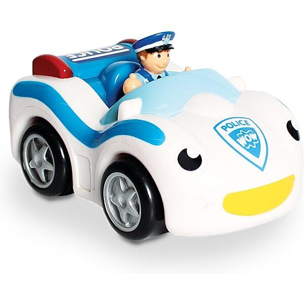 a rendőrautó - 1. Kép