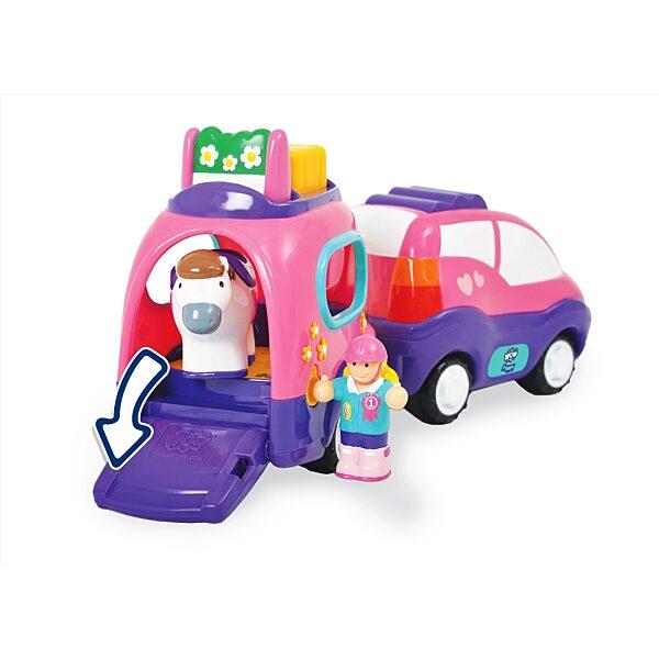 WOW Poppy lószállító autója - 3. Kép