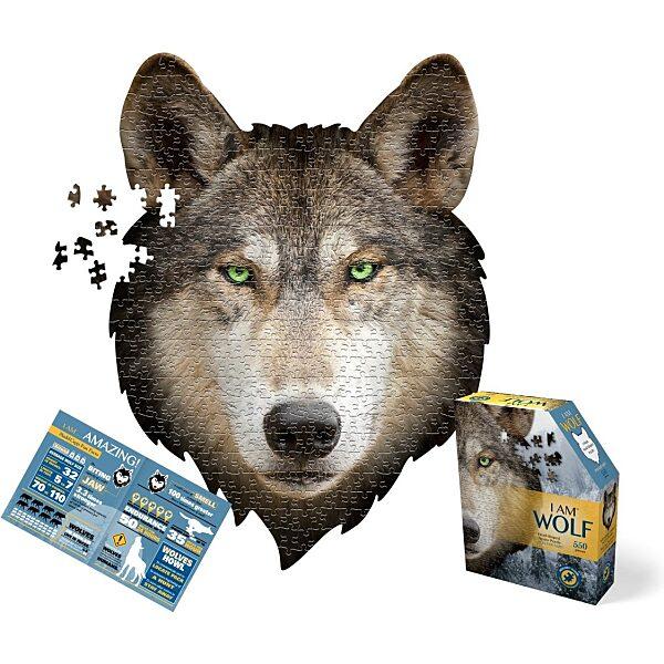 Wow Puzzle 550 db - Farkas - 1. Kép