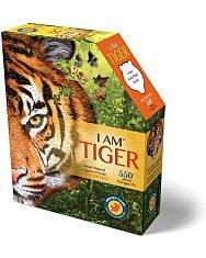 Wow Puzzle 550 db - Tigris - 2. Kép