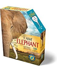 Wow Puzzle 700 db - Elefánt - 2. Kép