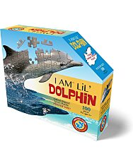 Wow Puzzle junior 100 db - Delfin - 2. Kép
