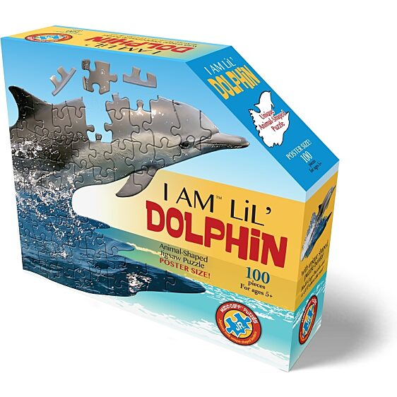 Wow Puzzle junior 100 db - Delfin - 2. Kép