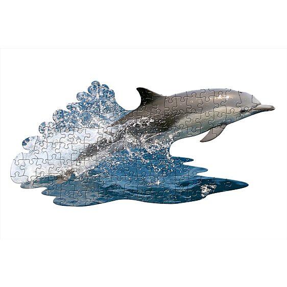 Wow Puzzle junior 100 db - Delfin - 3. Kép