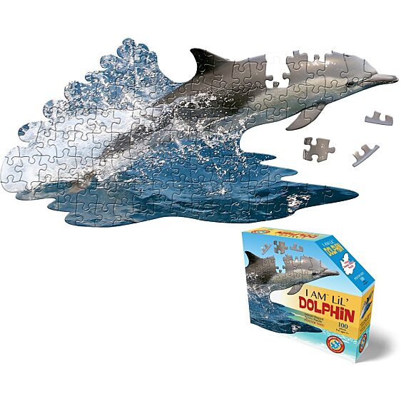 Wow Puzzle junior 100 db - Delfin - 1. Kép