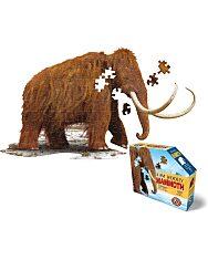 Wow Puzzle junior 100 db - Gyapjas Mamut - 1. Kép