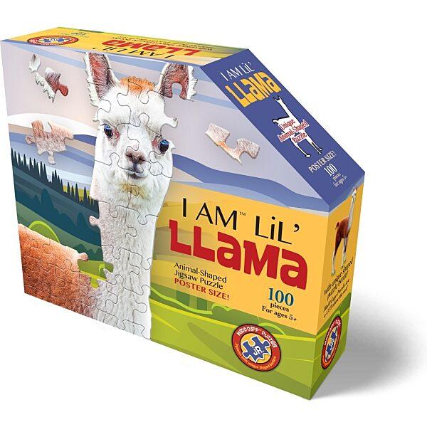 Wow Puzzle junior 100 db - Láma - 2. Kép