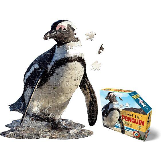 Wow Puzzle junior 100 db - Pingvin - 1. Kép