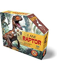 Wow Puzzle junior 100 db - Raptor - 2. Kép