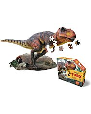 Wow Puzzle junior 100 db - T-Rex - 1. Kép