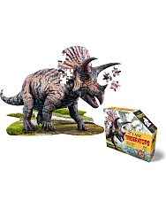 Wow Puzzle junior 100 db - Triceratops - 1. Kép