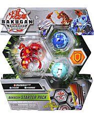 Spin Master Bakugan Armored Alliance: Dragonoid Ultra - Cycloid - Hydorous kezdőszett