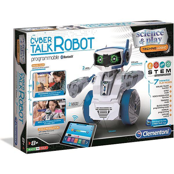 Cyber Talk robot – beszélő robot