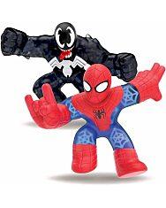 Heroes of Goo Jit Zu - Marvel Spiderman Venom Ellen