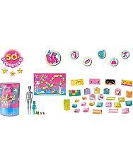Barbie Color Reveal: Pizsiparty- Barbie És Chelsea - 2. Kép