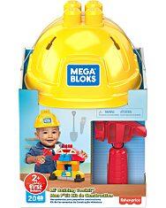 Mega Bloks: Első Építkezésem Kezdő Szett - 1. Kép
