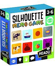 Sziluett Memóriajáték - 1. Kép