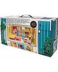 Mattel 75. Évfordulós Retro Barbie Álomház - 1. Kép