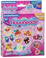 Aquabeads káprázatos gyűrű készlet