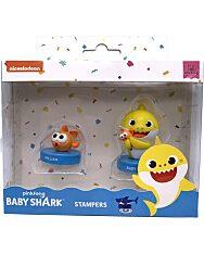 Baby Shark nyomda 2 db-os (többféle) - 1. Kép