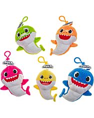 Baby Shark plüss pénztárca (5 féle) - 1. Kép