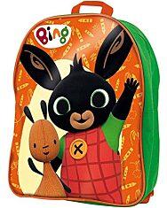 BING Építőkocka zöld hátizsákban - 2. Kép