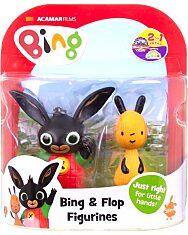 Bing és barátai 2 db darabos figura szett: Bing és Flop