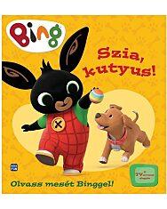 Bing - Szia Kutyus! mesekönyv