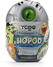 Biopod - Őslények A Kapszulában - 1. Kép