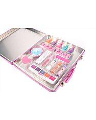 Canenco Create It! Make-Up szett fém bőröndben színváltós színekkel