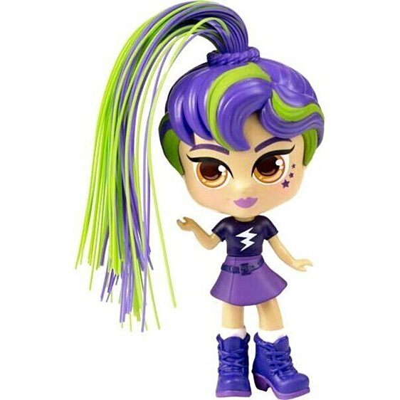 CurliGirls - Varázslokni babák: Pop Star Charli - 2. Kép