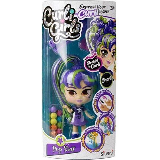 CurliGirls - Varázslokni babák: Pop Star Charli - 1. Kép