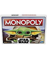 Monopoly: Baby Yoda - 1. Kép