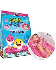 Gelli Baff Baby Shark fürdőzselé (pink) 1