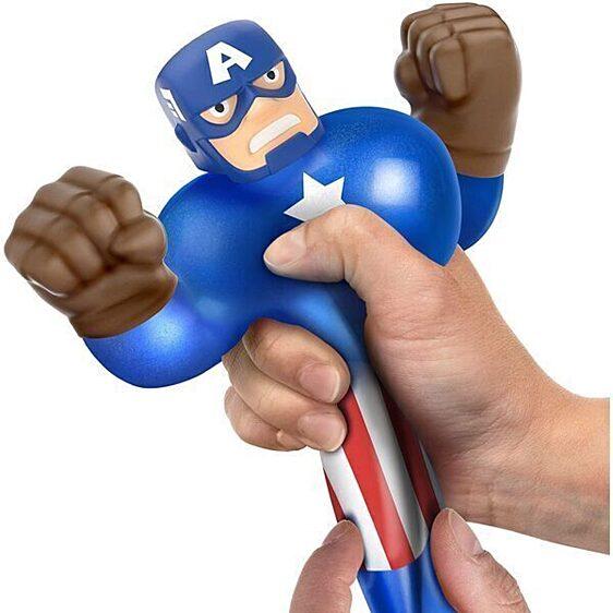 Goo Jit Zu: Marvel Hősök - Amerika Kapitány - 3. Kép