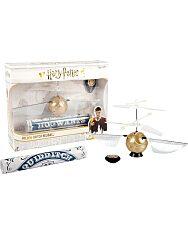 Harry Potter Repülő aranycikesz - 1. Kép