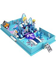LEGO Disney Princess: Elza és a Nokk mesekönyve 43189 - 2. Kép